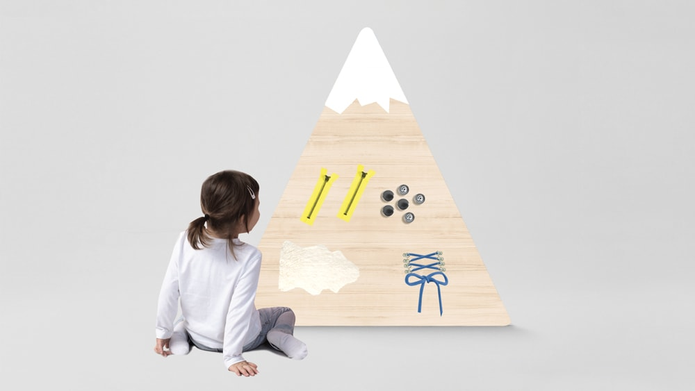 Baby game pyramid 2