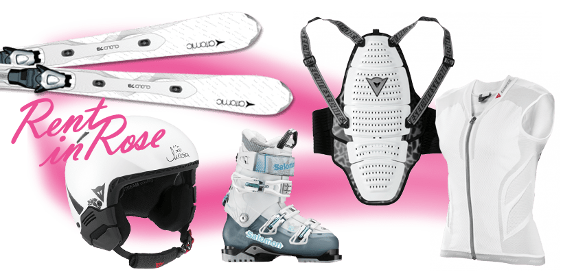 Ski gear for ladies