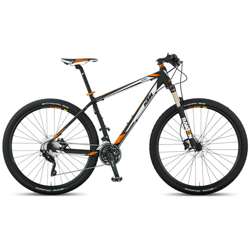 Bici Mountainbike