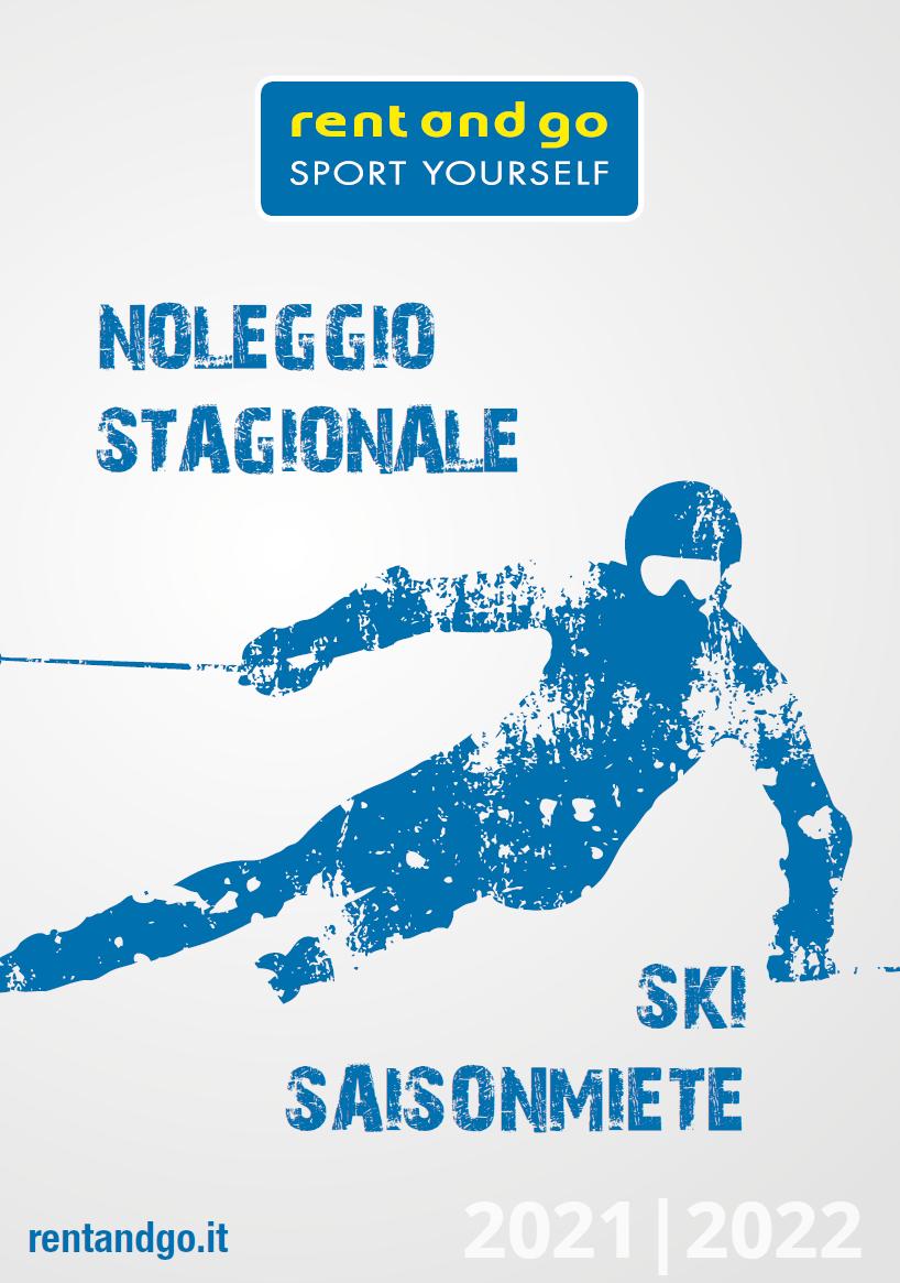 Ski rental for all the winter season in Italy