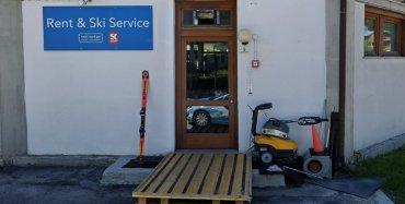 Noleggio sci Rent and Go Ski Planet a Madonna di Campiglio (TN)