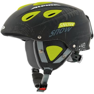 Adult ski helmet