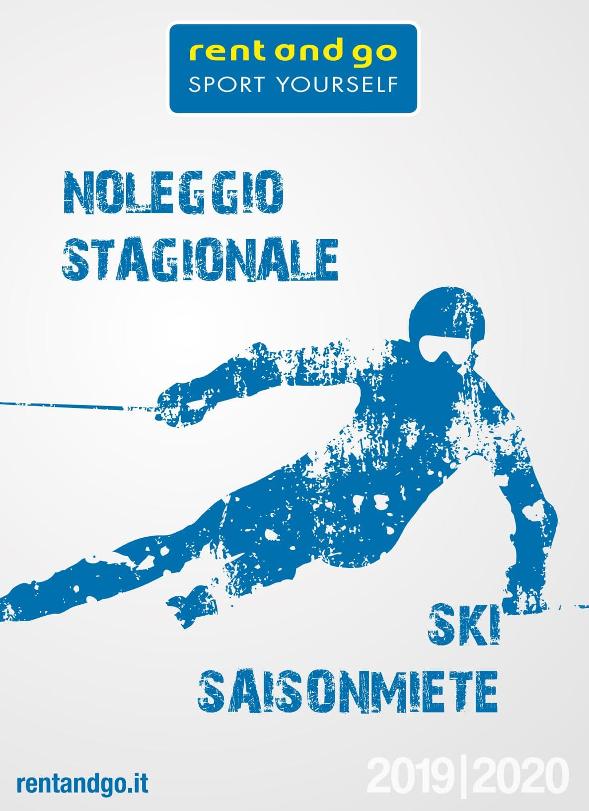 Ski rental for all the winter season in Italy